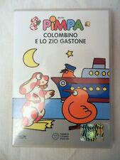 PIMPA COLOMBINO E LO ZIO GASTONE Film Video CD Cartoni Animati