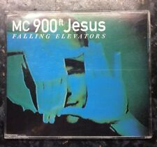 MC 900 FT JESUS Falling Elevators CD 4 Trk