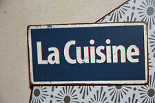 * IB LAURSEN Magnet La Cuisine Kühlschrankmagnet Landhaus