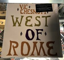 Vic Chesnutt - West Of Rome 2XLP On 180 Gram Vinyl New!