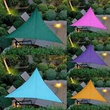 Waterproof Shade Sail Sun Awning Canopy Outdoor Patio Garden Pool UV Block Cover