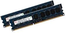 2x 4gb = 8gb ddr3 ECC memoria RAM IBM ThinkStation e20 pc3-10600e 2rx8