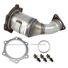 2002-2003 Fit NISSAN Maxima 3.5L Manifold Catalytic Converter Radiator Side