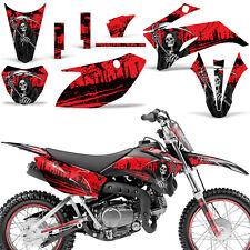 Yamaha TTR110 TTR 110 Graphic Kit Dirt Bike Sticker Wrap MX Decals 11-16 REAP R