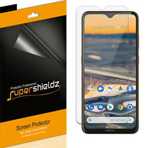 6x Supershieldz Clear Screen Protector Saver for Nokia 5.3