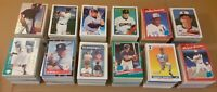 BIG LOT of 1300+ Rookie Cards Baseball NM 1987-99 semi stars commons RC no dupes