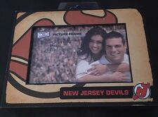 NHL That's My Ticket New Jersey Devils 4x6 Wooden Picture Frame
