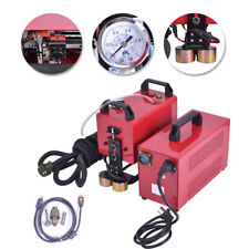 110V Metal Marking Pneumatic Dot Peen Marking Machine For Vin Code Portable
