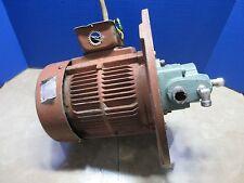 DAIKIN HYDRAULIC MOTOR VT570-NR-0.75KW-4  PUMP UNIT W/ VANE PUMP DS12P-11
