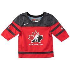 2018 Team Canada Hockey IIHF WJC Red Replica Jersey - Infant 18 Months