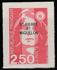 Saint Pierre et Miquelon postfris 1992 MNH 630 - Marianne