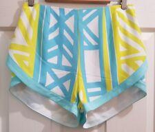 Ladies size 10/M High Waisted Shorts Skorts - Sabo Skirt