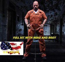 1/6 Luke Hobbs Figure set Prison Dwayne Johnson The Fate of the Furious ❶USA❶