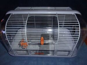 """Habitrail Cristal Hamster Cage  """"Only"""""""