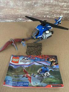 75915 LEGO Complete Jurassic World Pteranodon Capture