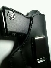 Iwb holster for phoenix arms hp22a pistol black leather