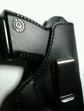 iwb holster for bersa thunder firestorm 380 walther ppk 380 black leather