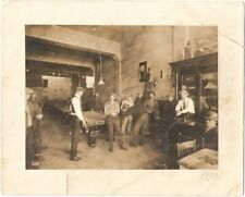 Vintage Hadley Inn Pool Hall and Cigar Store 1924 Photo from Oklahoma City