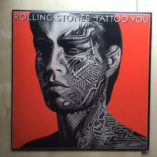 THE ROLLING STONES LP Tattoo You 1981  Rolling Stones Records