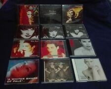 ANNIE LENNOX LOT 12 CD SPECIAL LIMITED EDITION MINT RARE EURYTHMICS LOTTO