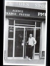 LE PRE-SAINT-GERVAIS (93) Devanture du CAFE DES SPORTS animé en 1989