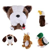 Animal Golf Head Cover Headcover Protector Universal fits 460CC Driver Wood