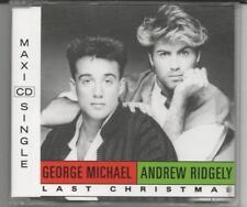 "WHAM! ""Last Christmas"" 3-track Maxi CD 1992 (Pudding-Mix)"