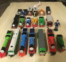 Vintage lot of Thomas the Tank Engine and Friends Metal pieces