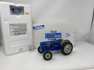 1/16 Danbury Mint 1962 Ford Tractor 2000 READ ME
