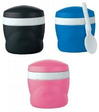 Thermos SJ300D6 8 Oz Assorted Color Insulated Snack Jar With Collapsible Spoon