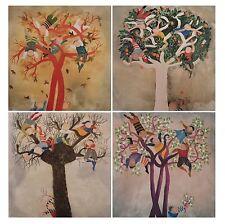 Boulanger Complete Set of Four Seasons Boxed Portfolio