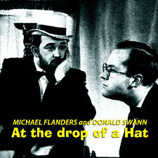 FLANDERS & SWANN AT THE DROP OF A HAT NEW CD COMEDY A TRANSPORT OF DELIGHT A GNU
