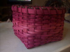 striped Basket Pattern