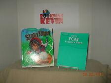 Harcourt Storytown FL Student Text w/ FCAT Practice Book Gr 4(2008)VG(7 16f )759
