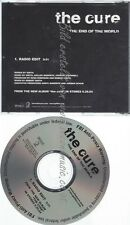 PROMO CD--THE CURE --THE END OF THE WORLD--1TR