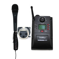 Wireless Microphone Adapter 3pin XLR Converter for Handheld Dynamic Microphone