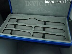 Invicta Special Edition Boxes - Lot of 10 Boxes