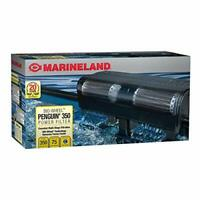 MarineLand Penguin 350 BIO-Wheel Power Filter 50 to 70-Gallon, 350 GPH