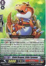 Cardfight Vanguard Card: Child Dragon, Little Tyranno - G-Bt13/084En C