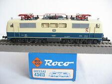 Roco H0 43413 AC~ E-Lok BR E 111 189-7 blau/beige OVP  *E7