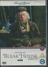 CLASSIC DRAMA COLLECTION - BLEAK HOUSE PART 3 EPS 11-15 BBC NEW SEALED