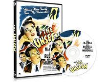 The Unseen (1945) Drama, Film-Noir, Mystery, Thriller Dvd