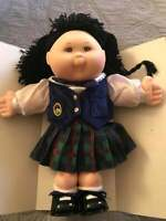 1995 Cabbage Patch Kids Club Doll
