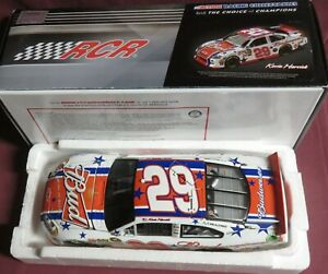 KEVIN HARVICK, 124 ACTION 2011 BUDWEISER, 4TH OF JULY, #29
