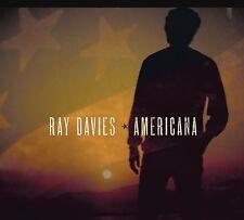 RAY DAVIES - AMERICANA CD - The Kinks