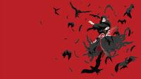 Anime  Naruto itachi Wallpaper Poster 24 x 14 inches