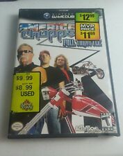 American Chopper 2 Full Throttle (Nintendo GameCube, 2005) Complete Tested