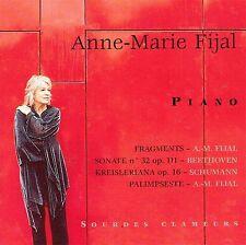 CD - ANNE MARIE FIJAL - Sourdes clameurs