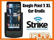 STRIKE ALPHA GOOGLE PIXEL 2 XL CAR CRADLE - BUILT-IN FAST CHARGER SECURE HOLD