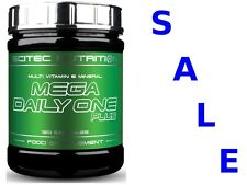 Scitec Nutrition MEGA DAILY ONE PLUS 120 cap Multi VITAMIN & Minerals Formula